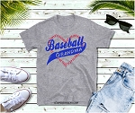 Baseball Grandma Shirt