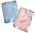 Personalized Baby Blankets & Gifts