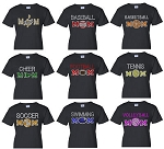 Glitter and Bling Shirts