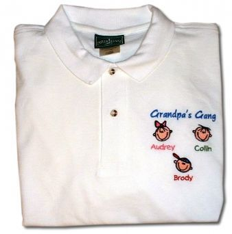 Dad and Grandpa Shirts