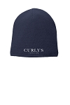 Curly's Fleece Lined Beanie Cap