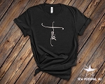 Faith Cross tshirt