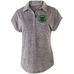 St. Michael Performance Gray Polo