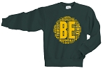 SMS Be Crewneck Sweatshirt
