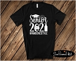 2021 Senior Pandemic Style Shirt