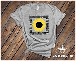 Sunflower Tshirt - Stand Tall - Spread Happiness - Be Bright