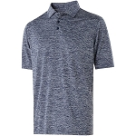 Sluggers Heathered Performance Polo