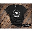 2021 Grad She Believed She Could Tshirt