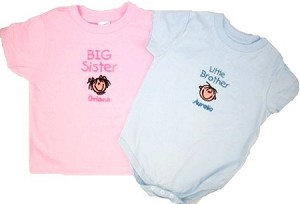 Big Sister Sibling Gift Set