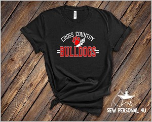 Bulldogs Cross Country Shirt