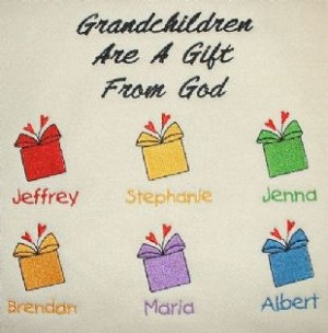 Grandchildren are a Gift from God