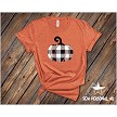 Plaid Pumpkin Tshirt