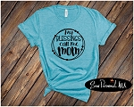 My Blessings Call Me Mom T-shirt