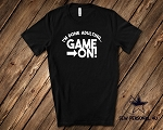 I'm Done Adulting - Game On Shirt