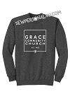 Grace Community Church Crewneck Sweatshirt