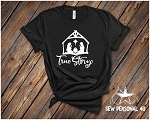 True Story Nativity Tshirt