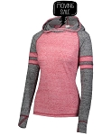 Long Sleeve Hooded Tshirt