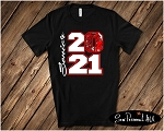 Senior Warrior 2021 T-shirt