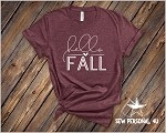 Hello Fall Tshirt