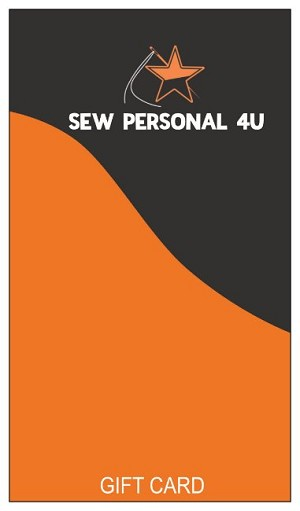 Gift Card for Sew Personal 4U