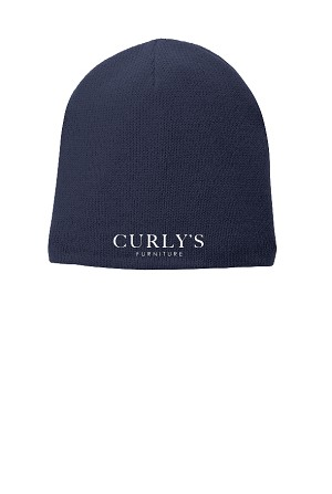 Curly's Fleece Lined Knit Cap